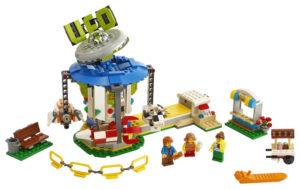 Lego Creator 31095 Huvipuiston Karuselli