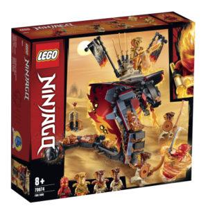 Lego Ninjago 70674 Tulitorahammas