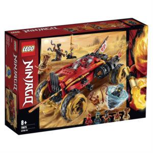 Lego Ninjago 70675 Katananeliveto