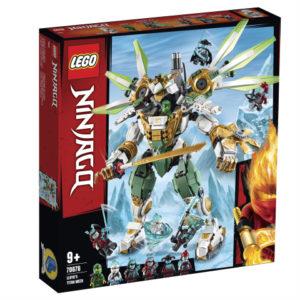 Lego Ninjago 70676 Lloydin Titaanirobotti
