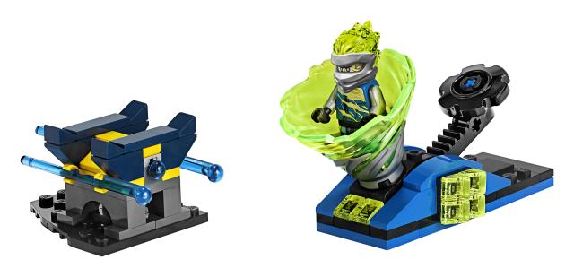 Lego Ninjago 70682 Spinjitzu-läimäys – Jay