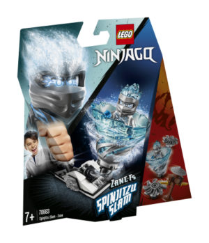 Lego Ninjago 70683 Spinjitzu-läimäys – Zane