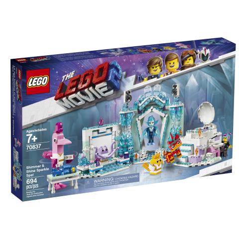 Lego Movie 70837 Kimmellys ja Loiste -Kimalluskylpylä