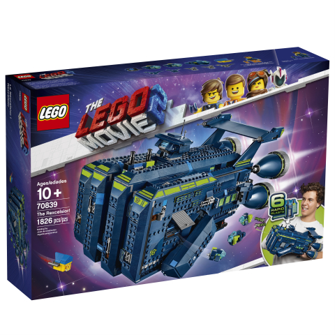 Lego Movie 70839 Rexcelsior!