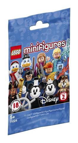 Lego Minifigures 71024 Disney 2