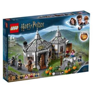 Lego Harry Potter 75947 Hagridin mökki: Hiinokan Pelastus