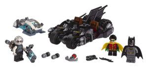 Lego Super Heroes 76118 Pakkasherran™ Lepakkopyörätaistelu