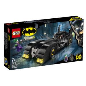 Lego Super Heroes 76119 Batmobile: Jokerin Takaa-ajo