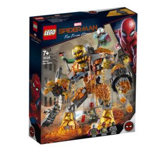 Lego Super Heroes 76128 Molten Manin Taistelu