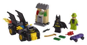 Lego Super Heroes 76137 Batman Vastaan Arvuuttajan Ryöstö