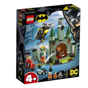 Lego Super Heroes 76138 Batman ja Jokerin Pako