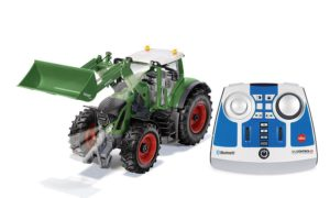 Siku 6796 Fendt 933 Vario Kauko-ohjattava Traktori Etukuormaajalla