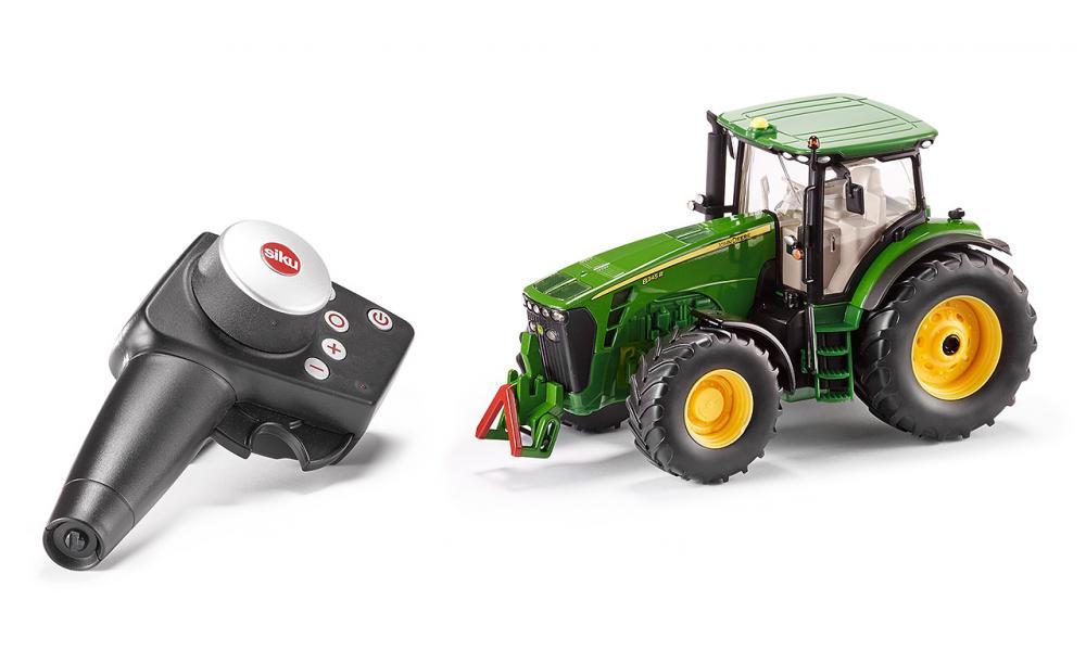 Siku 6881 John Deere 8345R Kauko-ohjattava Traktori