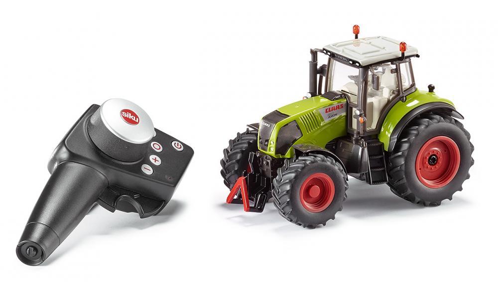 Siku 6882 Claas Axion 850 Kauko-ohjattava Traktori