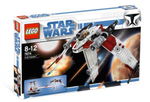 Lego Star Wars 7674 Torrent - Käytetty