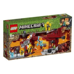 Lego Minecraft 21154 Roihusilta