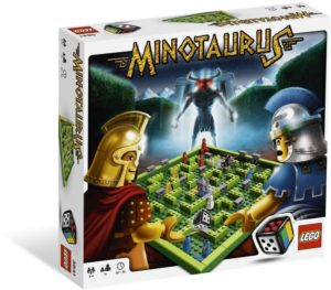 Lego Pelit 3841 Minotaurus - Käytetty