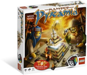 Lego Pelit 3843 Ramses Pyramid