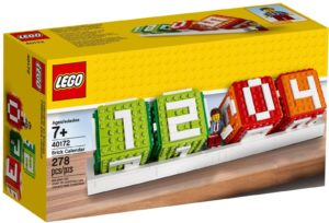Lego 40172 Brick Calendar