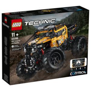 Lego Technic 42099 Radio-ohjattava X-treme Maasturi