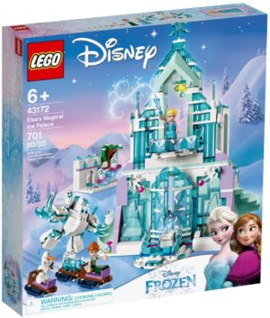 Lego Disney Princess 43172 Elsan Maaginen Jääpalatsi