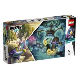 Lego Hidden Side 70420 Hautausmaan Arvoitus
