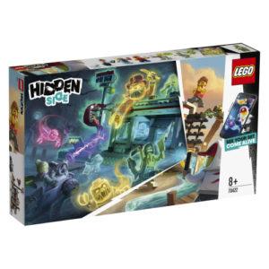 Lego Hidden Side 70422 Hyökkäys Katkarapumurjuun