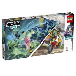 Lego Hidden Side 70423 Paranormaalien Juttujen Torjuntabussi