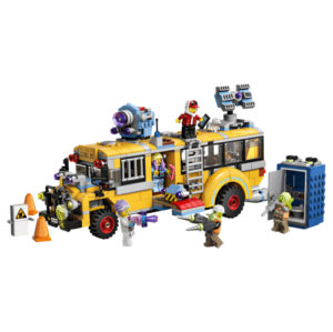 Lego Hidden Side 70423 Paranormaalien Juttujen Torjjuntabussi