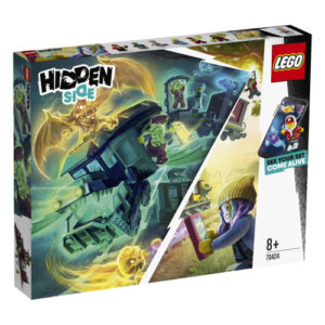 Lego Hidden Side 70424 Kummituspikajuna