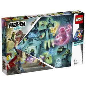Lego Hidden Side 70425 Newburyn Kummituskoulu