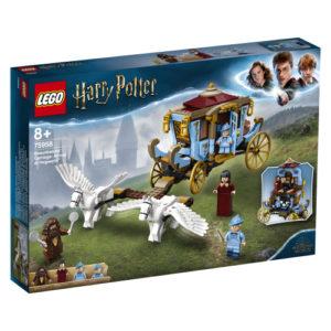 Lego Harry Potter 75958 Beauxbatonsin Vaunut: Saapuminen Tylypahkaan