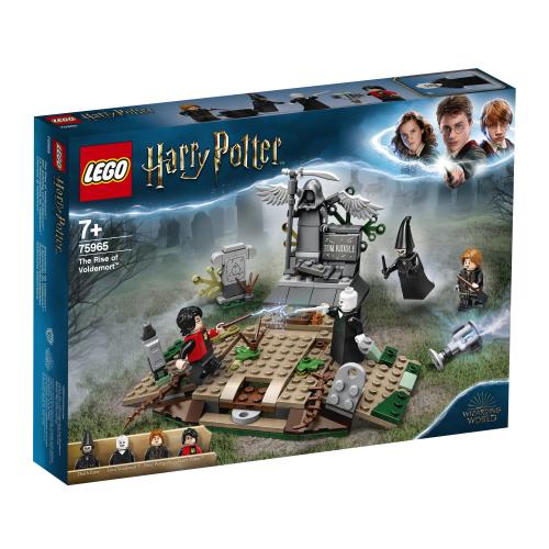 Lego Harry Potter 75965 Voldemortin Nousu