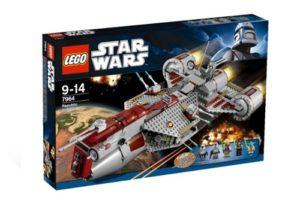 Lego Star Wars 7964 Republic Frigate