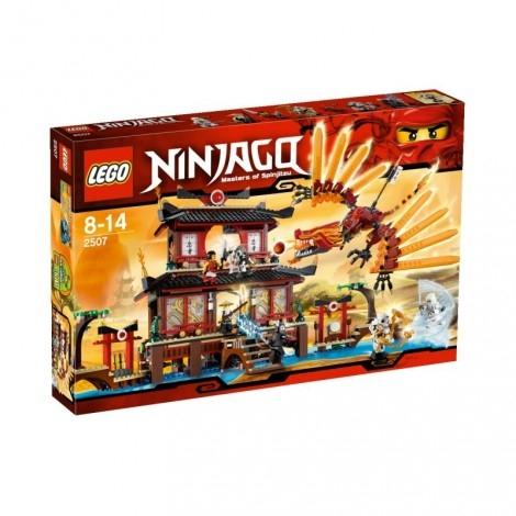 Lego Ninjago 2507 Tulen Temppeli