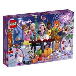 Lego Friends 41382 Joulukalenteri 2019