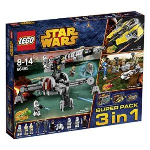 Lego Star Wars 66495 Super Pack