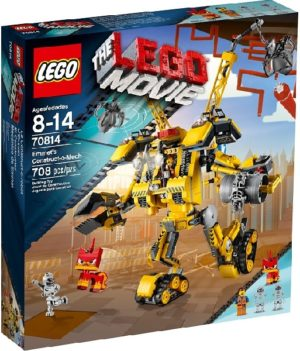 Lego Movie 70814 Emmetin Rakennusrobotti