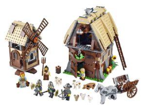 Lego Kingdoms 7189 Myllykylän Taistelu