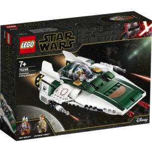 Lego Star Wars 75248 Vastarinnan A-siipinen Tähtialus