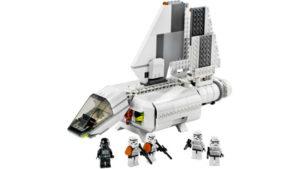 Lego Star Wars 7659 Imperial Landing Craft - Käytetty