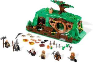 Lego Hobbit 79003 Odottamaton Tapaaminen