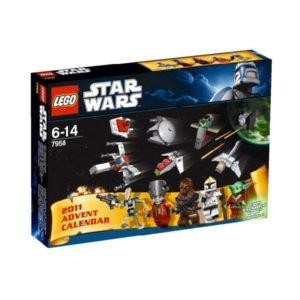 Lego Star Wars 7958 Joulukalenteri