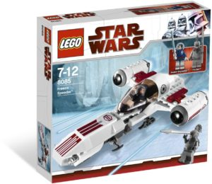 Lego Star Wars 8085 Freeco Speeder