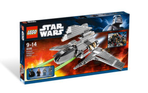 Lego Star Wars 8096 Emperor Palpatine's Shuttle