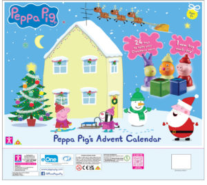 Pipsa Possu 2019 Joulukalenteri