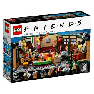 Lego 21319 Central Perk - Frendit