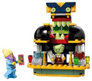 Lego Hidden Side 40336 Newburyn Mehubaari