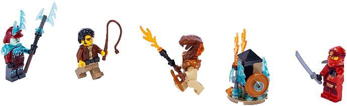 Lego 40342 Ninjago Minifiguuripakkaus