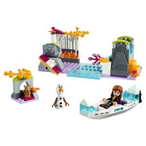 Lego Disney Princess 41165 Annan Kanoottiretki